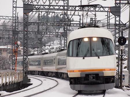 近鉄21000系名阪甲特急 近鉄大阪線大阪教育大前~関屋