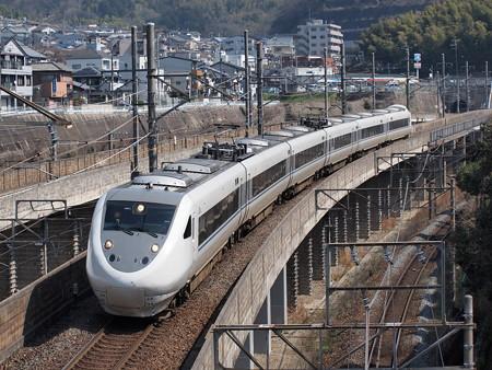 681系特急サンダーバード 湖西線大津京~山科
