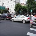 写真: 文明って何??こいつに車に乗る資格は無いッ!