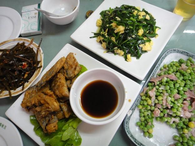 申福飯店 四品菜