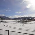 Photos: 老家 雪景色のお昼 1-10
