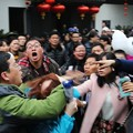 Photos: 紹興 魯迅故宮で旅行客の喧嘩 (1)