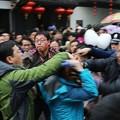 Photos: 紹興 魯迅故宮で旅行客の喧嘩 (2)