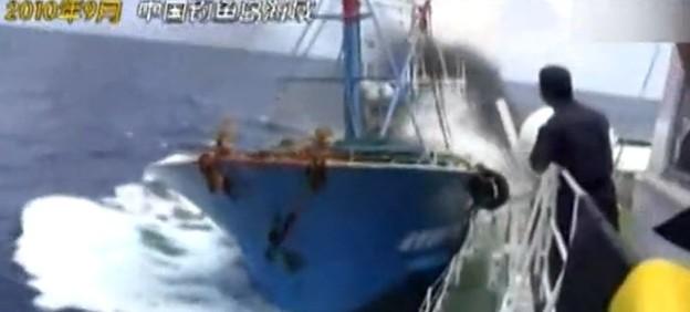 2010年尖閣中国漁船海保衝突事件 (1)
