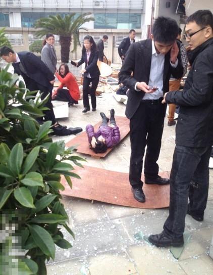 東莞 中国石油レストラン爆発事故 (5)