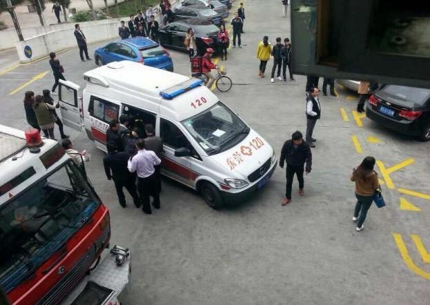 東莞 中国石油レストラン爆発事故 (7)