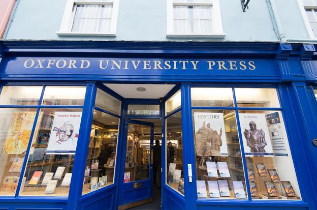 Day 6: Oxford University Press - オックスフォード大学出版局