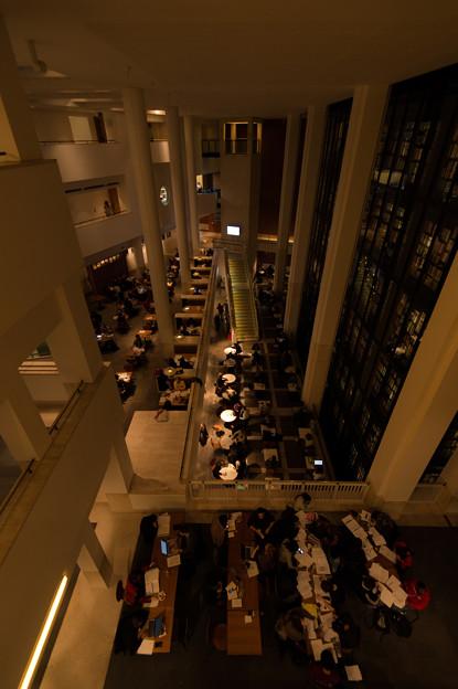 Day 7: British Library - 大英図書館