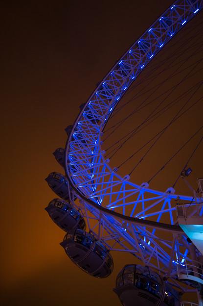 London Eye - ロンドンアイ