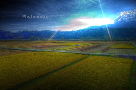 南信州の秋HDR
