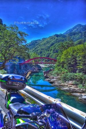 木曽川にて3HDR