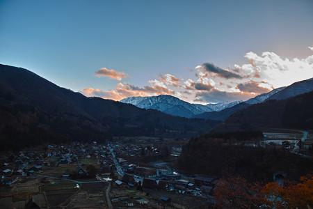 白川郷の風景10