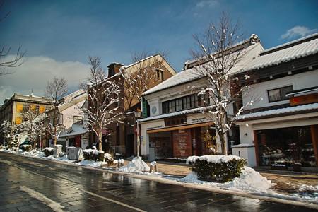 冬の参道3