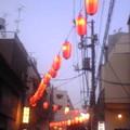 Photos: 奥沢神社のお祭が近いようだ。
