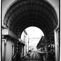 Photos: 駅・線路スナップ~アートフィルター