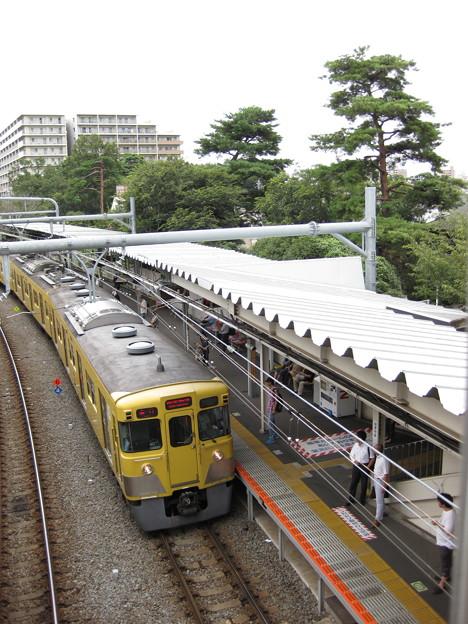 IXY試し撮り~いつもの景色と電車