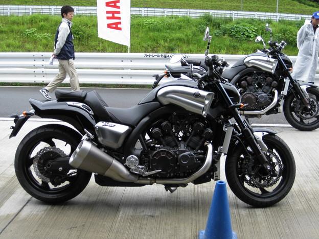 新型V-MAX試乗会 in富士スピードウェイ~2009.6.6
