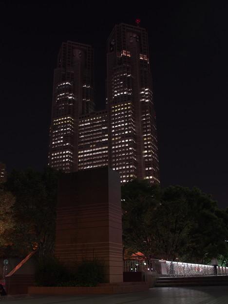 都庁の夜景