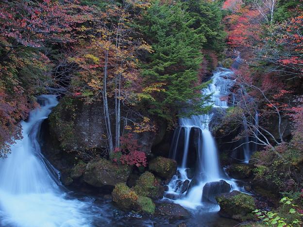 龍頭ノ滝-滝壺
