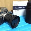 Photos: SIGMA 60mm f2.8 DN