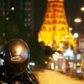 Photos: 夜の東京タワーと愛車