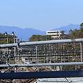 写真: いつもの景色~とんがり山
