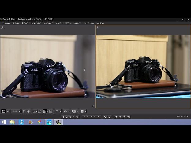 EF100mm F2試し撮り~最短撮影距離の比較