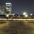 写真: 東京駅~アートフィルター「ドラマチックトーン」
