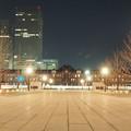 写真: 東京駅~夜景