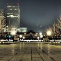 写真: 東京駅・アートフィルター「ドラマチックトーン」