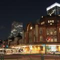 写真: 東京駅旧駅舎~南側