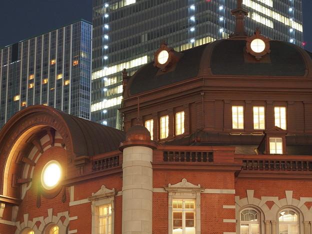 <東京駅旧駅舎>