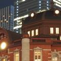 写真: <東京駅旧駅舎>