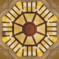 写真: 丸の内駅舎・天井
