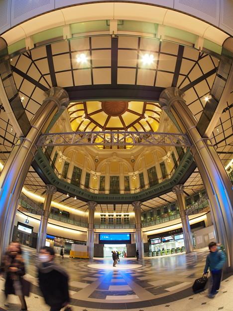 東京駅~丸の内駅舎・構内・丸の内北口広場