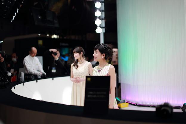 CP+2015~Nikonブース