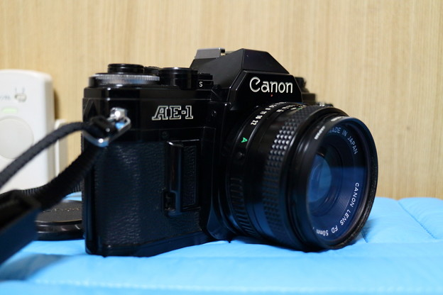 EOS M+EF-M18-55mm/ IS STM 試し撮り~手持ち撮影