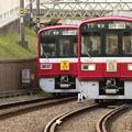 Photos: 京急大師線ヘッドマーク2016
