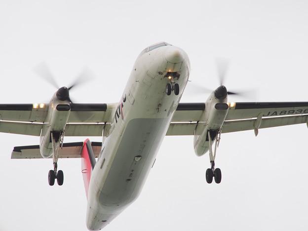 琉球エアーコミューター(RAC) DHC-8-Q300 Dash 8