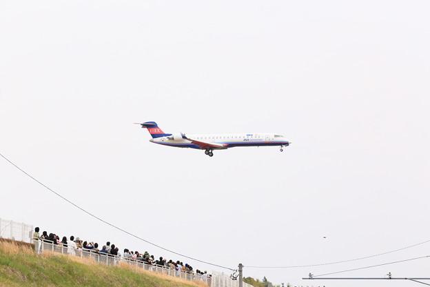 アイベックスエアラインズ CRJ-700