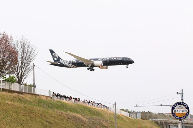 Photos: NEW ZEALAND AIR