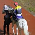 Photos: ぶちこ号とC.ルメール騎手