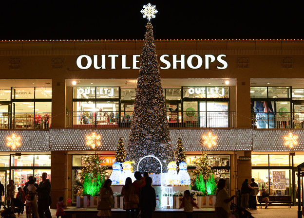 Photos: 今年のクリスマスツリー