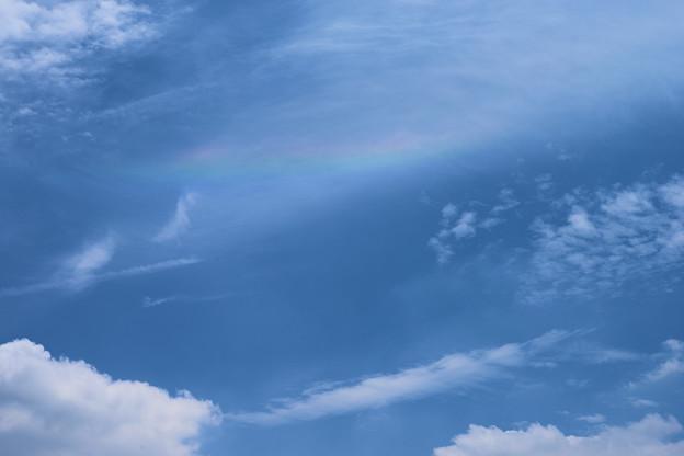 Photos: 久しぶりに虹を見ました