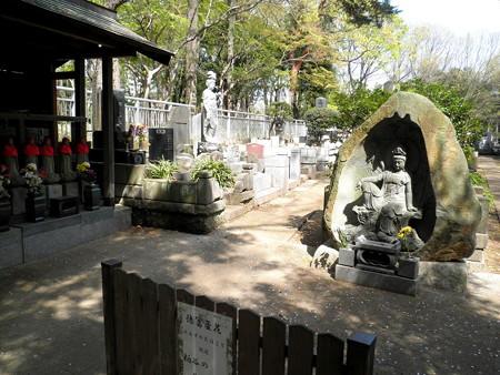 蘆花公園-10粕谷共同墓地a六地蔵・三界萬霊供養塔etc.