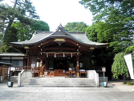 布多天神社-06拝殿a