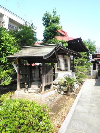 蓮慶寺(布田)-06浄行菩薩・鐘楼etc.