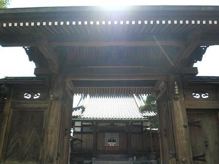明西寺-01山門