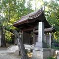 泉龍禅寺(狛江)-01寺号標・山門