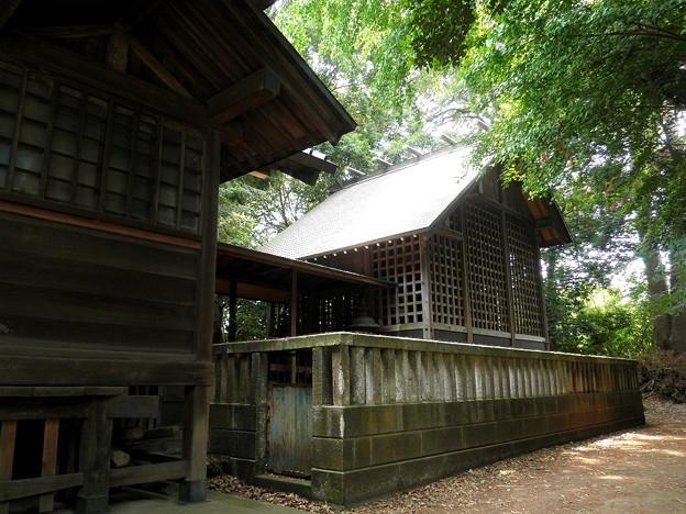 伊豆美神社(狛江)-07c本殿